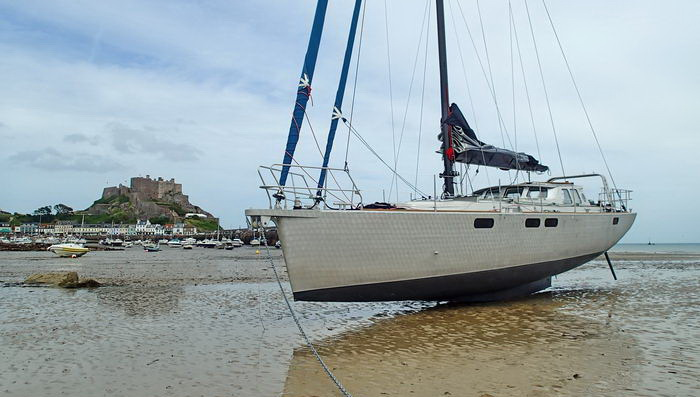 aluminum sailboat for ocean sailing exploration