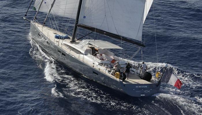 Aluminum sailboats, boats, and sail yachts for blue water ocean
