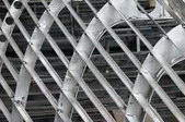 Aluminium hull construction
